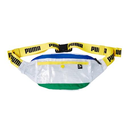 PVC 서머 백/PVC Summer Bag, puma white-multi, small-KOR