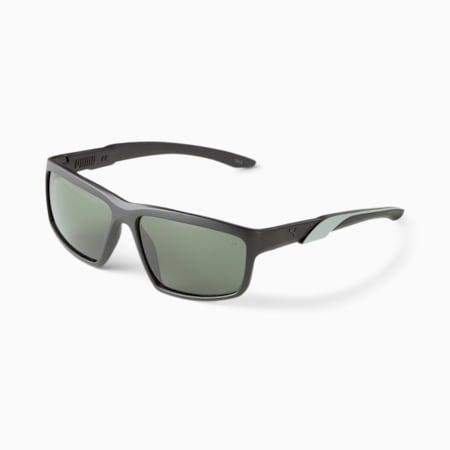Gafas de sol Spark para hombre, NEGRO-NEGRO-VERDE, pequeño