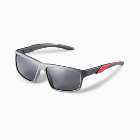 Gafas de sol Spark para hombre, GRIS-GRIS-GRIS, pequeño