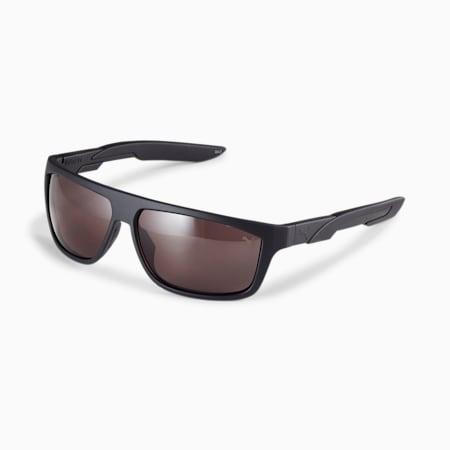 Gafas de sol Storm Huntpara hombre, NEGRO-NEGRO-NEGRO, pequeño