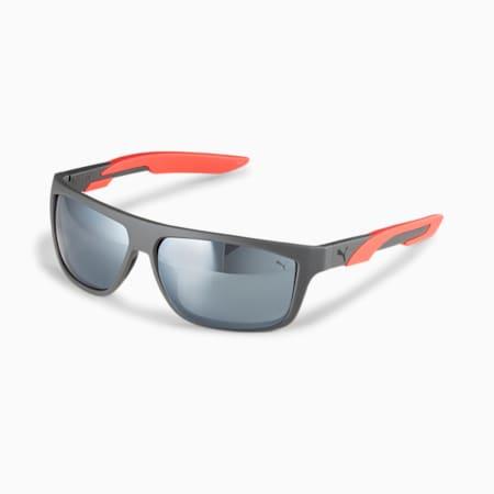 Gafas de sol Storm Huntpara hombre, GRIS-GRIS-NEGRO, pequeño