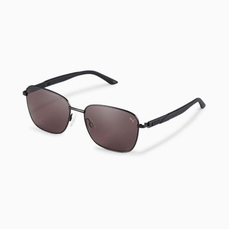 Gafas de sol con franja característica, NEGRO-NEGRO-NEGRO, pequeño