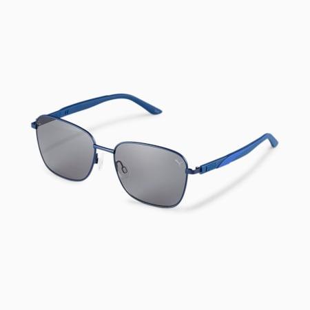 Gafas de sol con franja característica, AZUL-AZUL-AZUL, pequeño