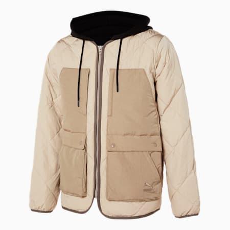 라이트 퀼티드 다운 자켓/Light Quilted Down Jacket, peyote, small-KOR