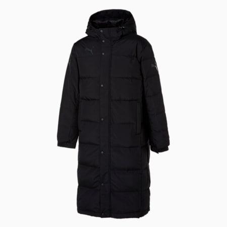 TS 롱 다운 자켓/TS Long Down Jacket, puma black, small-KOR