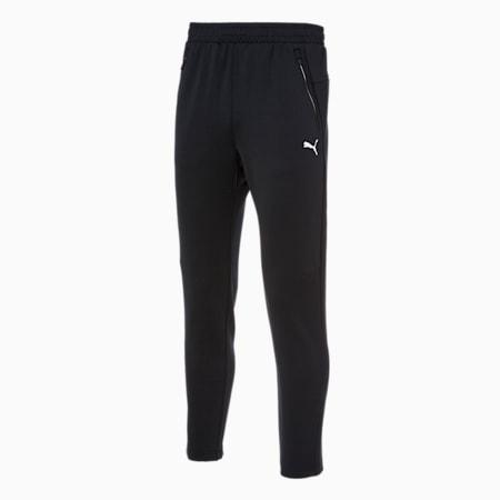 코어 니트 트레이닝 팬츠/Core Knit Trainning PT, puma black, small-KOR