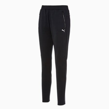코어 니트 트레이닝 팬츠 W/Core Knit Trainning PT W, puma black, small-KOR