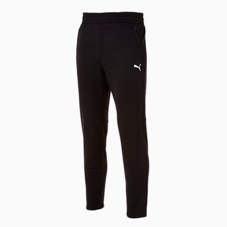 코어 니트 플리스 트레이닝 팬츠/Core Knit FL Trainning PT, puma black, small-KOR