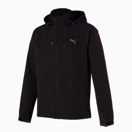 코어 우븐 트레이닝 자켓/Core Woven Training JKT, puma black, small-KOR