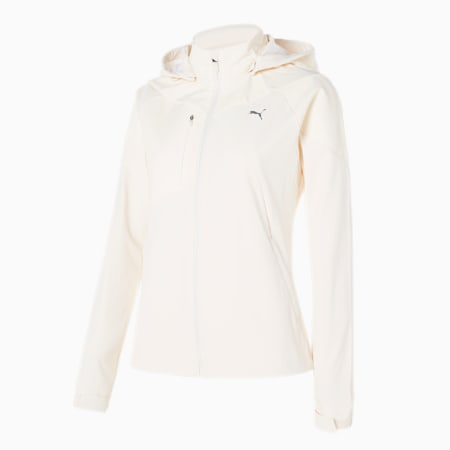코어 우븐 트레이닝 자켓 W/Core Woven Training JKT W, ivory glow, small-KOR