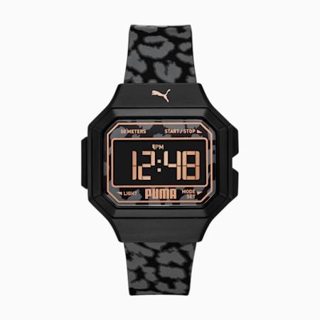 Reloj Mini Remix para mujer, Negro, pequeño