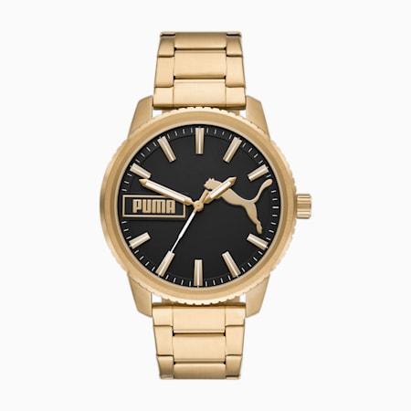 Reloj ULTRAFRESH para hombre, Dorado, pequeño