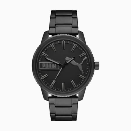 Reloj ULTRAFRESH para hombre, Negro, pequeño