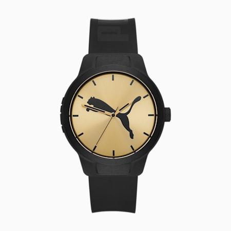 Reloj METÁLICO, Negro, pequeño