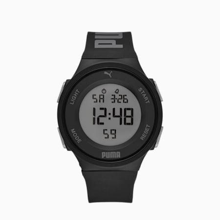 Reloj PUMA 7, Negro, pequeño
