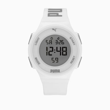 Reloj PUMA 7, Blanco, pequeño