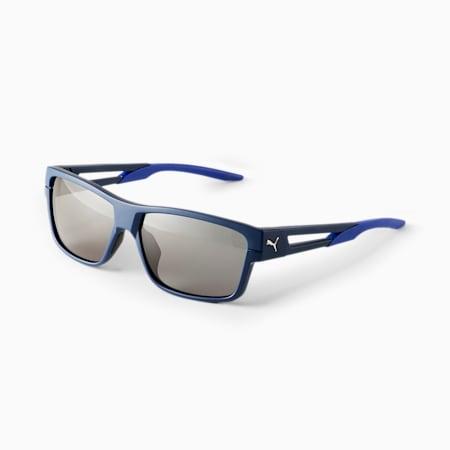 PUMA Flash Ride Men's Sunglasses, BLUE, small