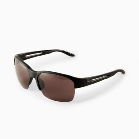 Gafas de sol PUMA Blizzard Flight 2 para hombre, NEGRO, pequeño