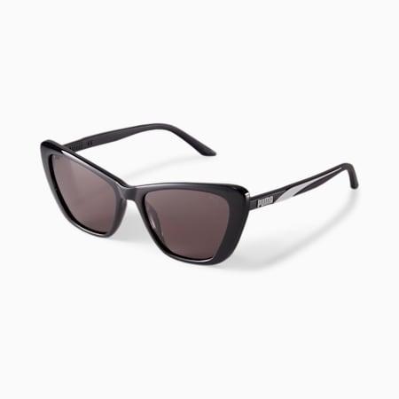 Gafas de sol PUMA Charming 2 para mujer, NEGRO, pequeño