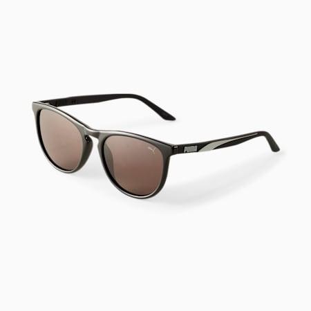 Damskie okulary przeciwsłoneczne PUMA Snappy 2, BLACK, small