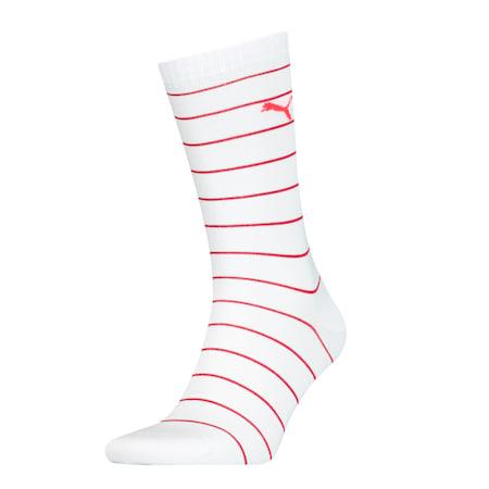 PUMA 1P Seasonal Socks, white, small-SEA