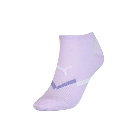 PUMA Women Seasonal Socks, purple, small-SEA