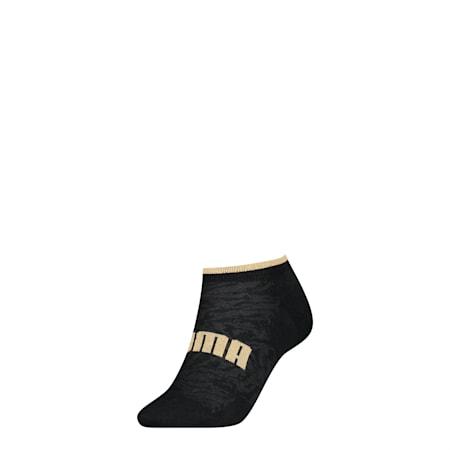 Women Seasonal Socks, black, small-SEA