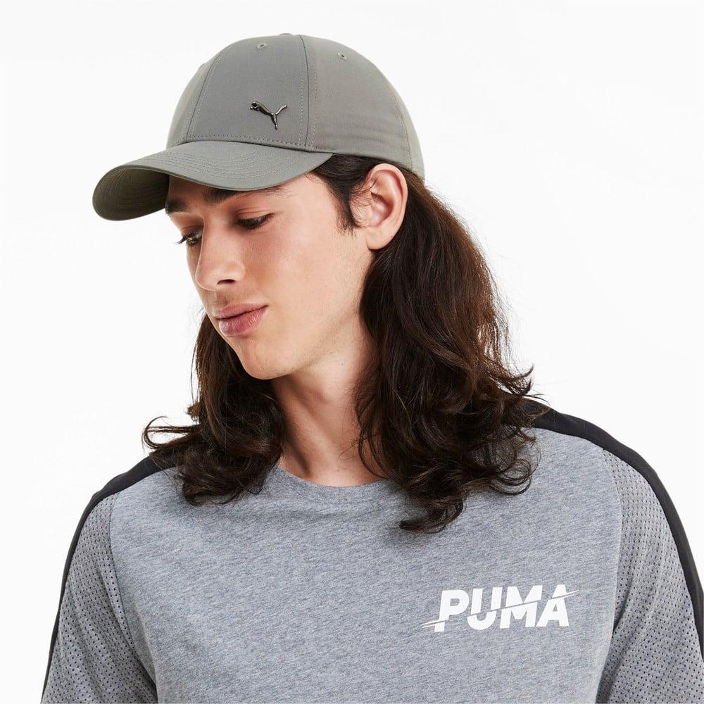 Изображение Puma Кепка PUMA Metal Cat Cap #2