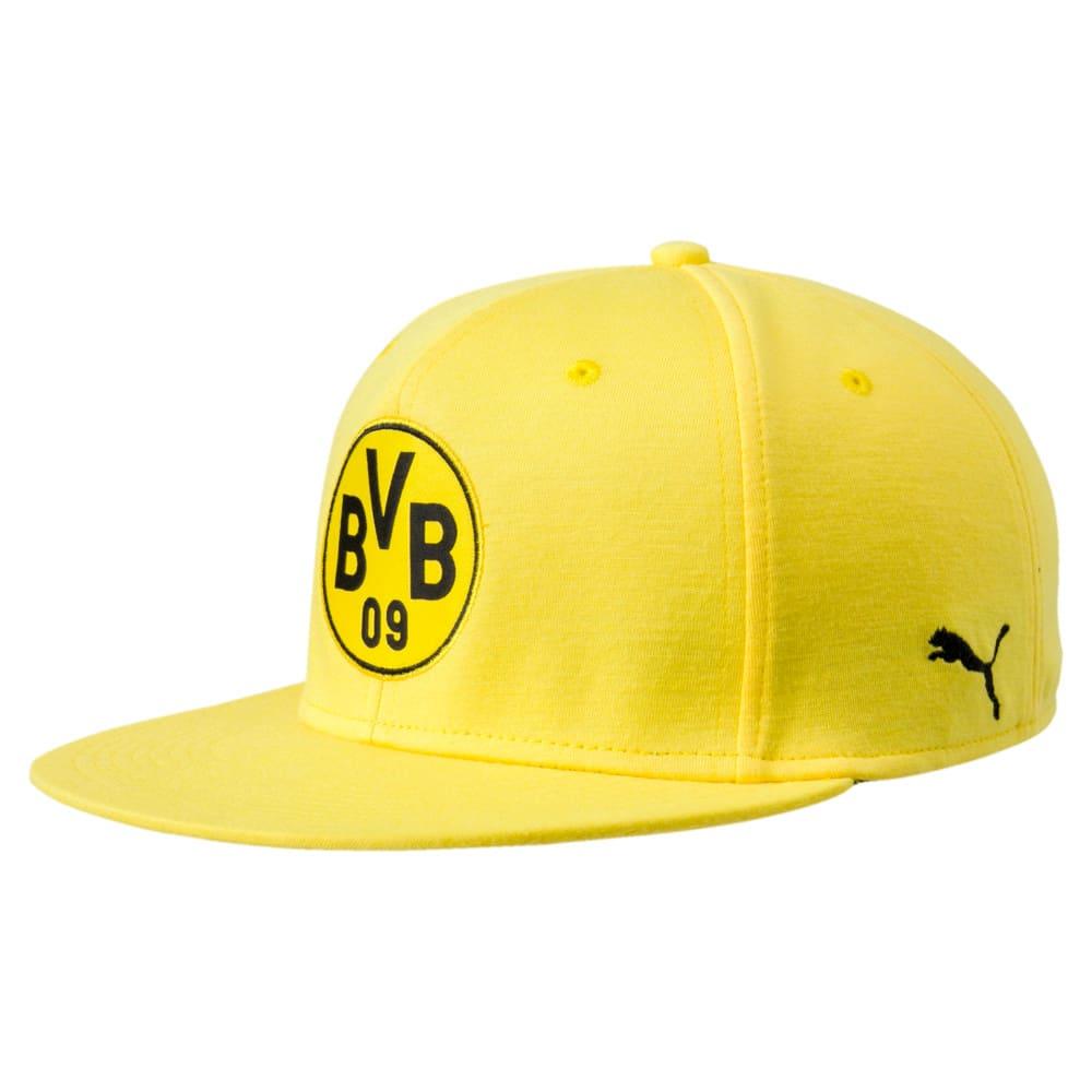 Görüntü Puma BVB STRETCHFIT Logo Şapka #1