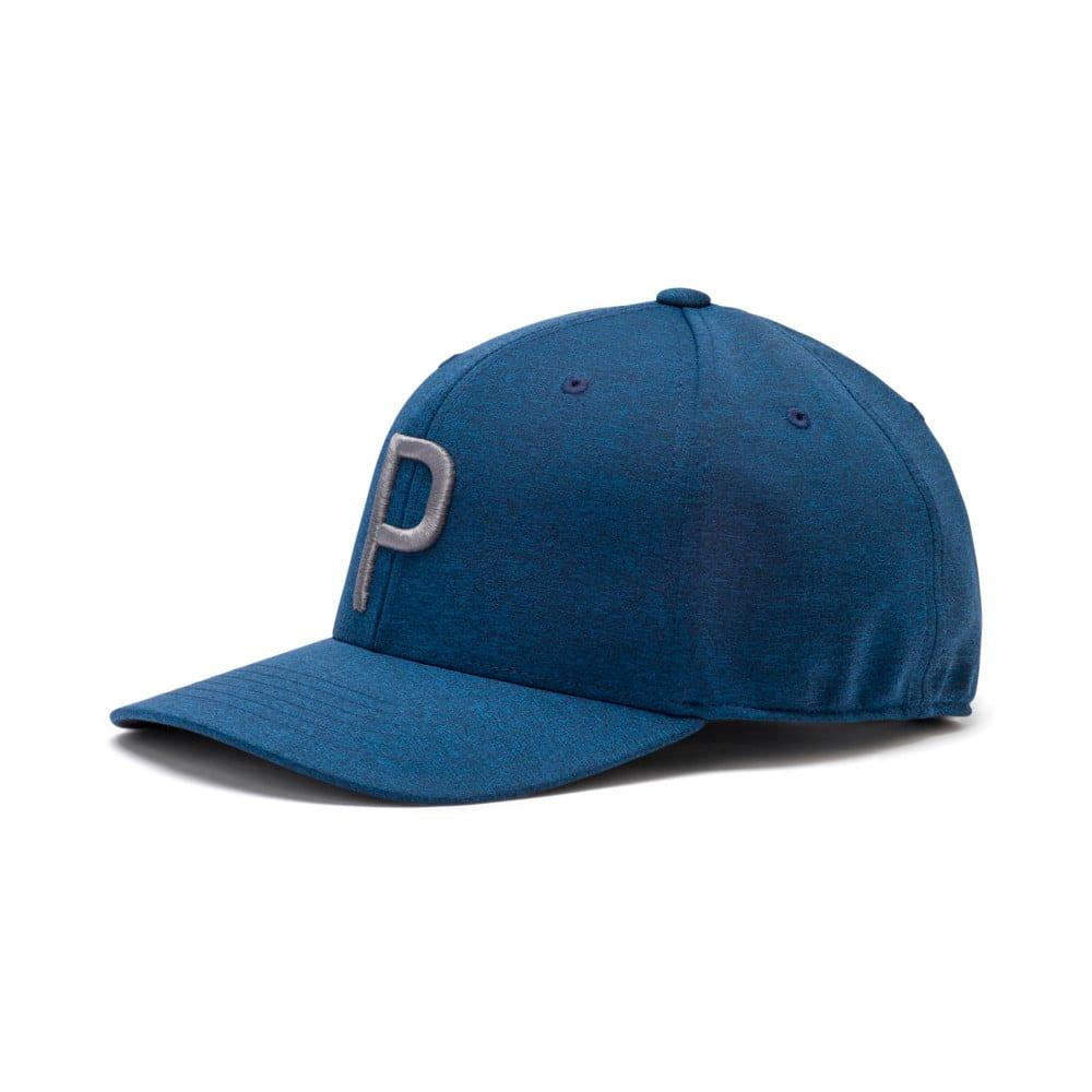 Image Puma Golf Men's P Snapback Cap #1