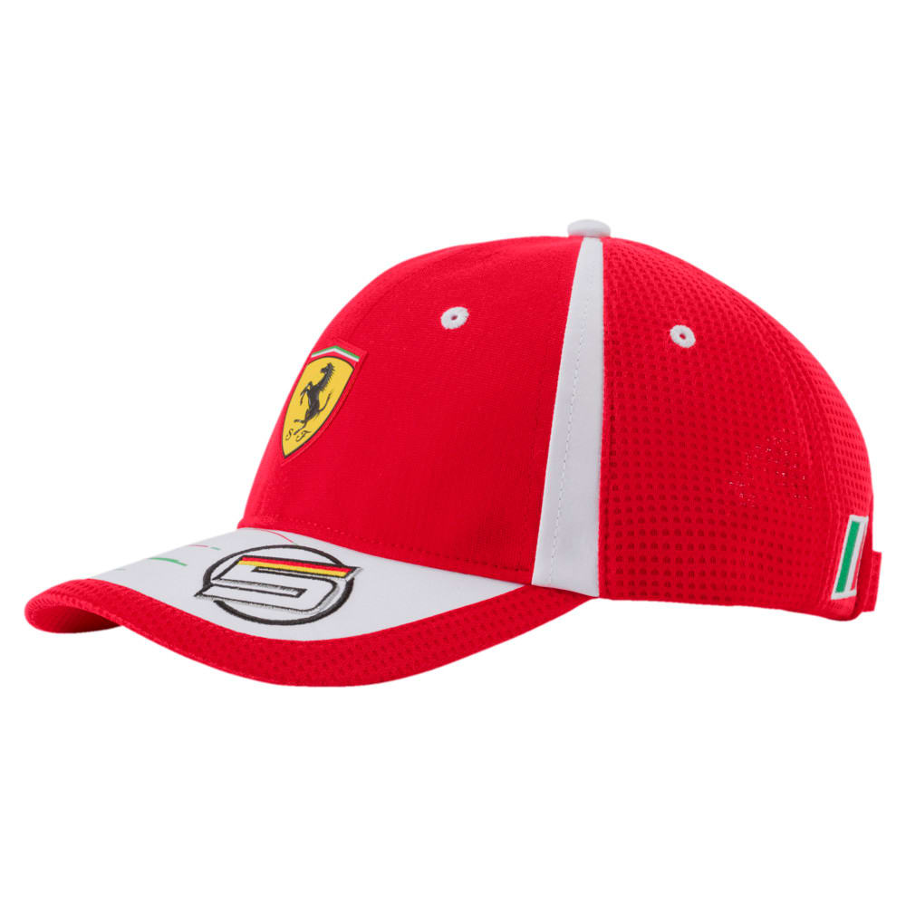 Imagen PUMA Gorro réplica Vettel de Ferrari #1
