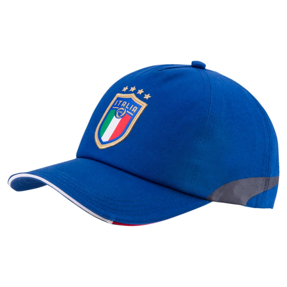 Görüntü Puma FIGC ITALIA Antrenman Şapkası #1