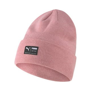 Изображение Puma Шапка ARCHIVE heather beanie
