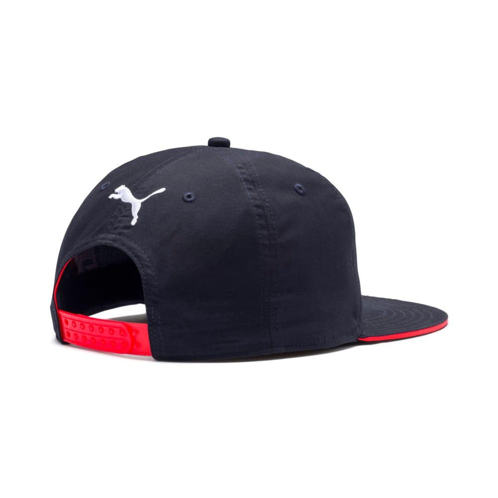 Görüntü Puma RED BULL RACING LIFESTYLE Düz Vizörlü Şapka #2