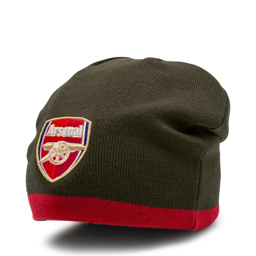 Görüntü Puma Arsenal Çift Yüzlü Bere #1