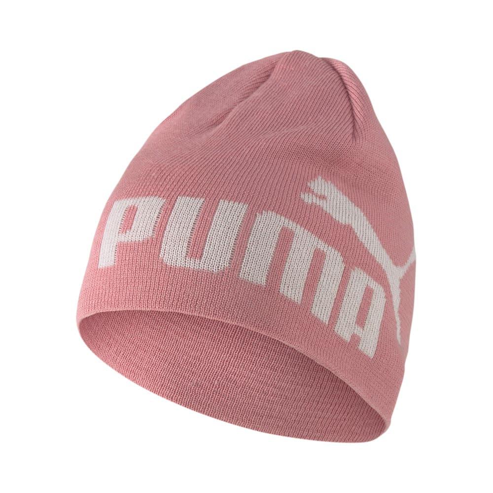 Изображение Puma Шапка Ess Logo Beanie #1