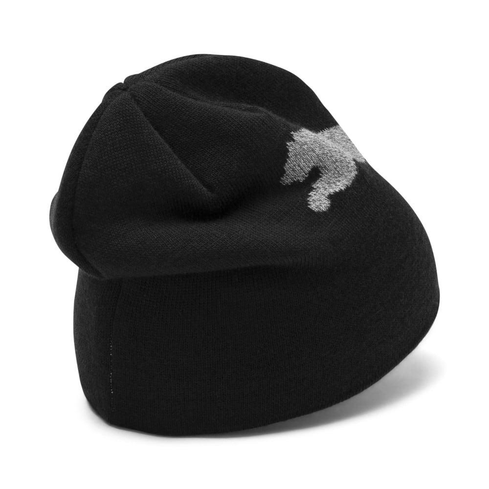 Изображение Puma Детская шапка Ess Logo Beanie Jr #2