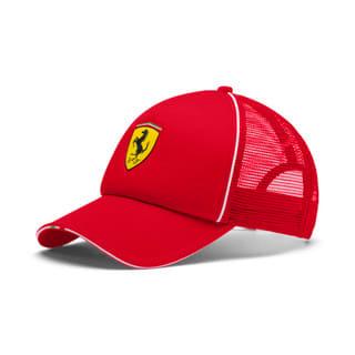 Изображение Puma Кепка Ferrari Fanwear Trucker Cap