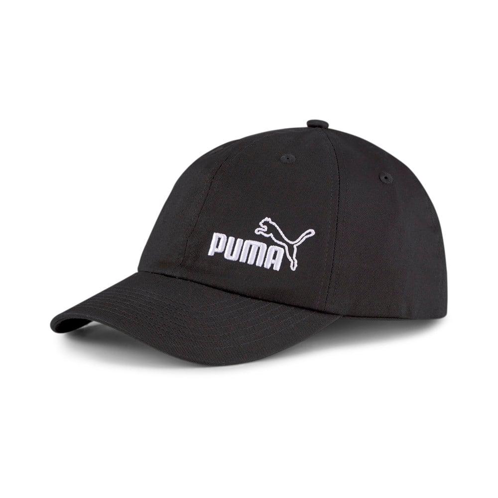Зображення Puma Кепка Ess Cap II #1: Puma Black-NO 1