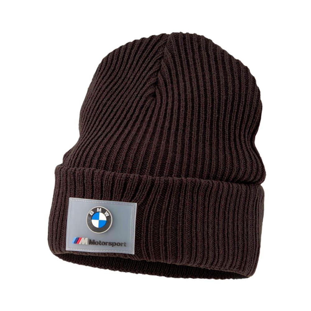 Зображення Puma Шапка BMW M MTSP Beanie #1