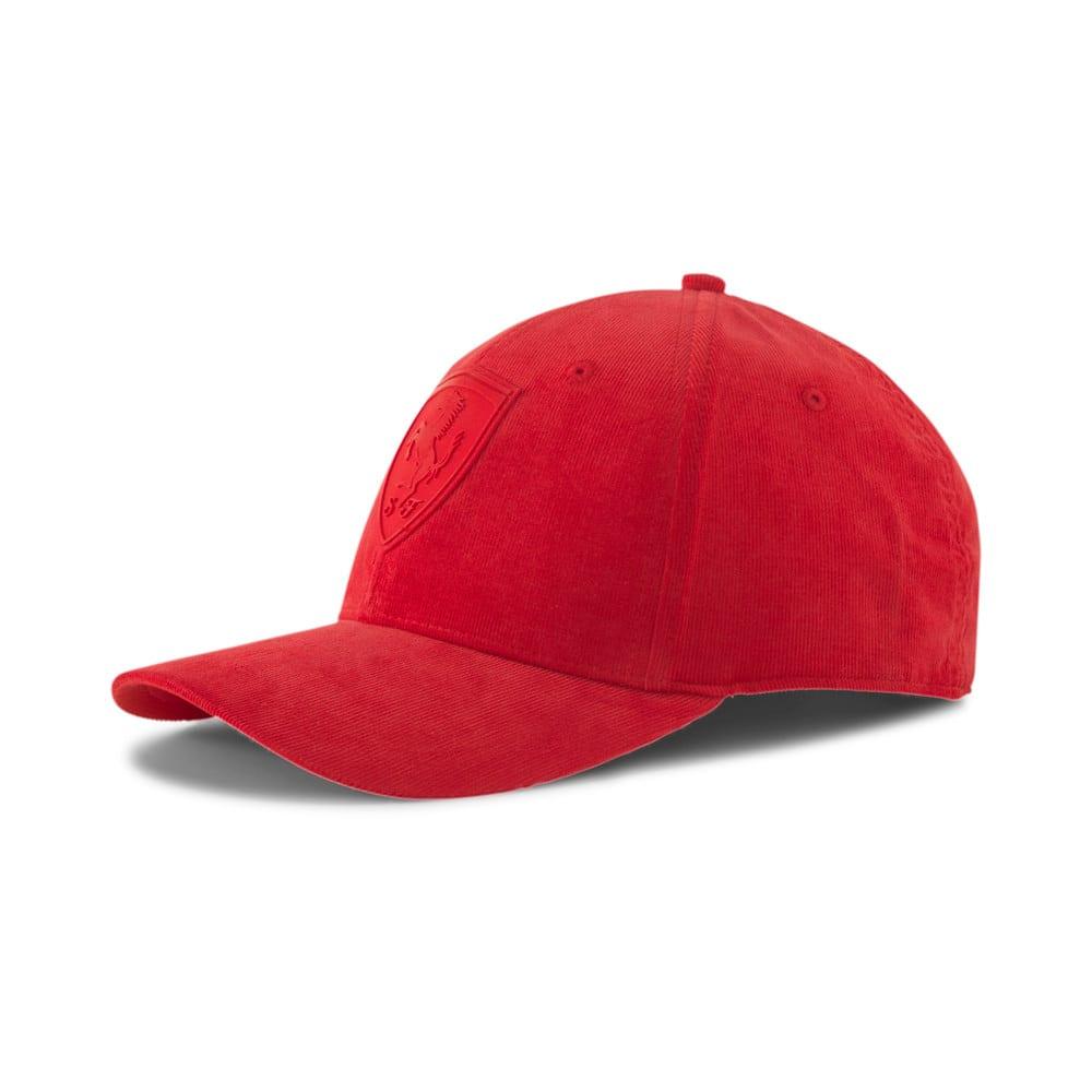 Изображение Puma Кепка Ferrari Style BB Cap #1