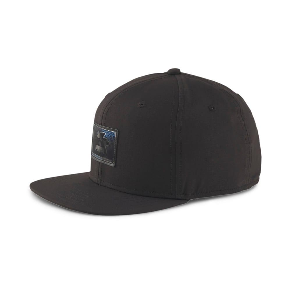 Изображение Puma Детская кепка PUMA X SEGA Flatbrim Cap #1