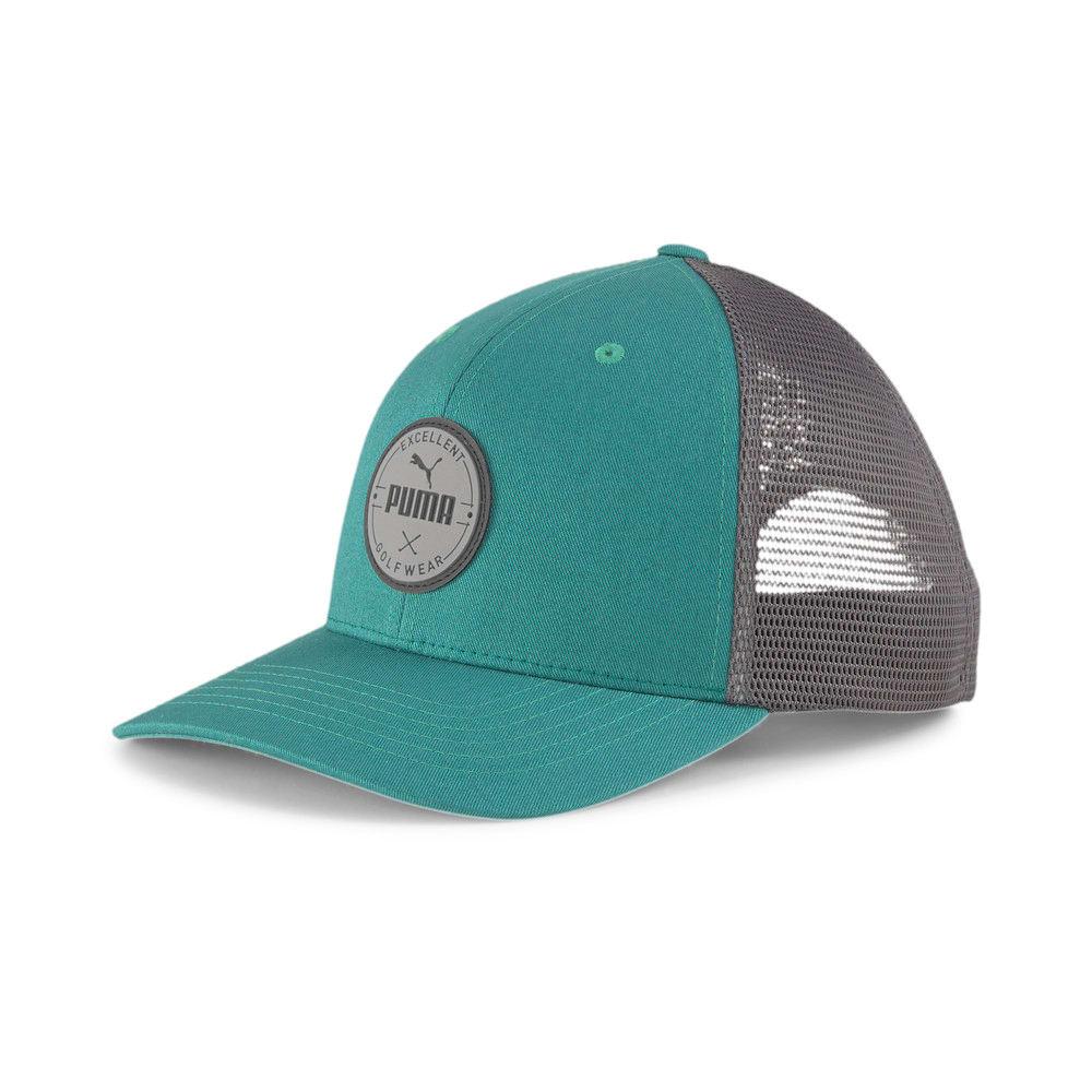Image Puma PUMA Golf Wear Circle Patch cap #1