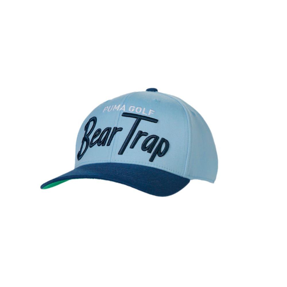Image Puma Bear Trap  Snapback Cap #1