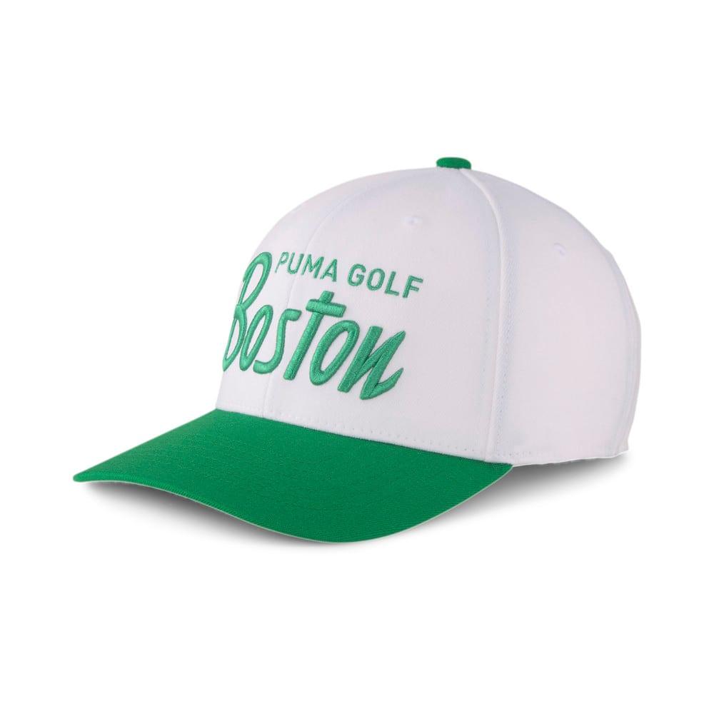 Image Puma Boston City Snapback Men's Golf Cap #1