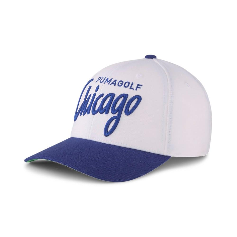 Image Puma Chicago City Snapback Men's Golf Cap #1