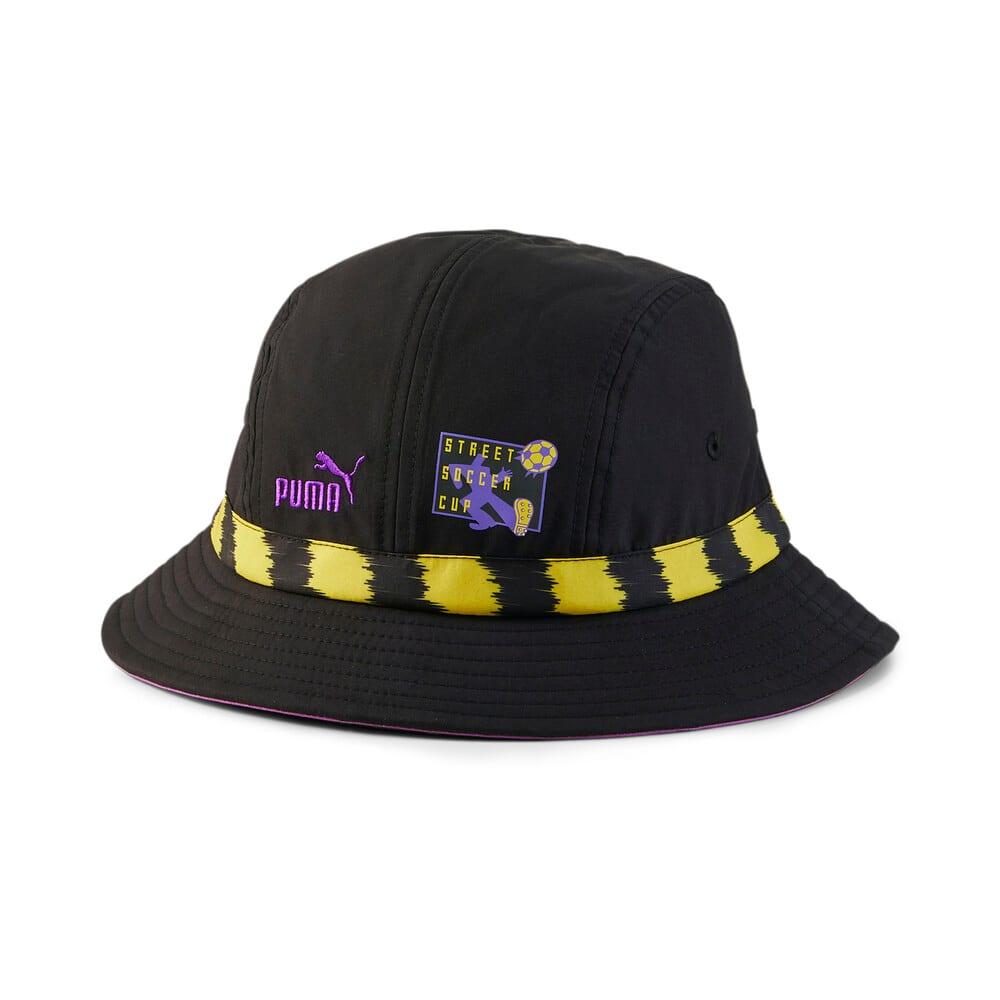 Изображение Puma Панама BVB Street Football Bucket Hat #2