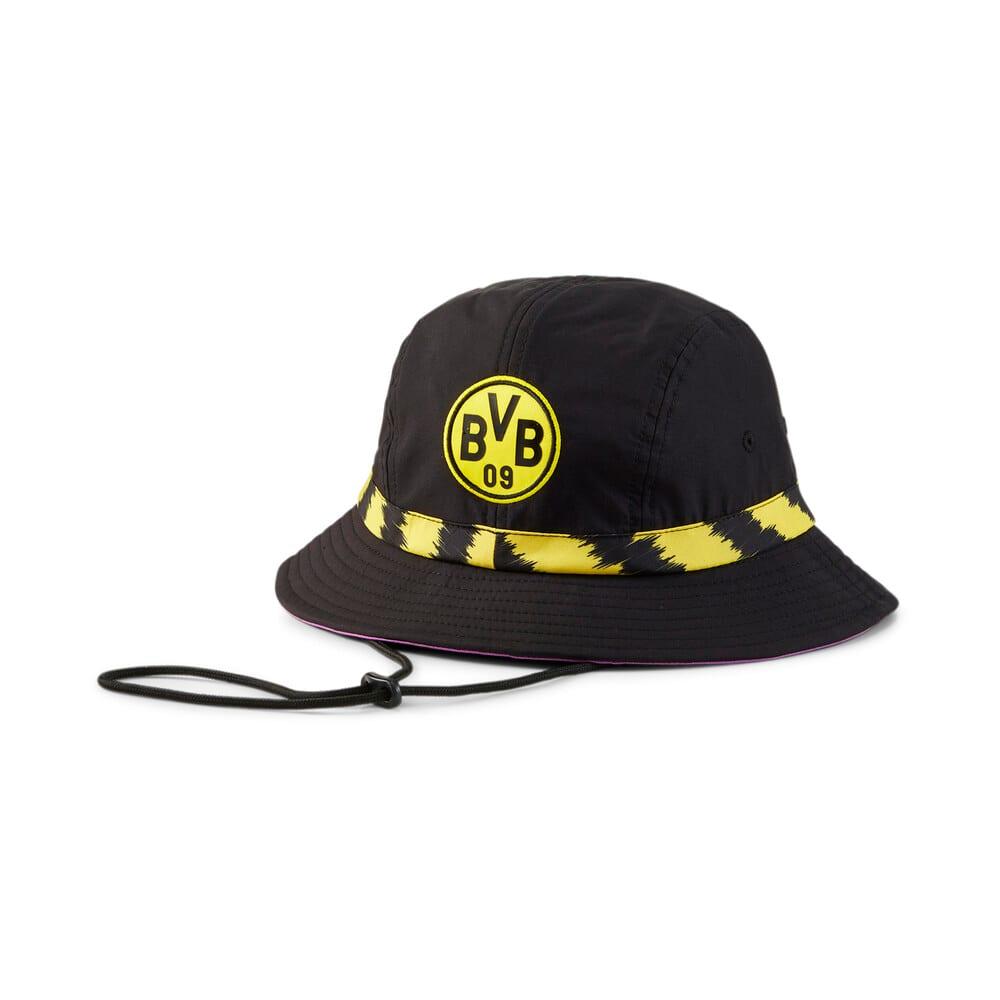 Image Puma BVB Street Football Bucket Hat #1
