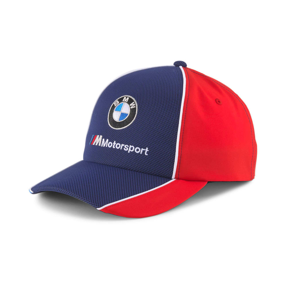 Изображение Puma Кепка BMW M Motorsport Baseball Cap #1