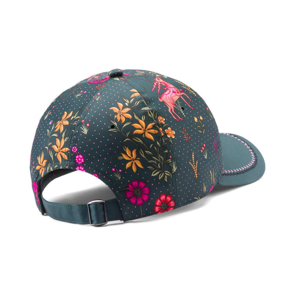 Зображення Puma Кепка PUMA x LIBERTY Garden Women's Cap #2: Green Gables-AOP